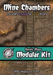 RPG Item: Heroic Maps Modular Kit: Mine Chambers