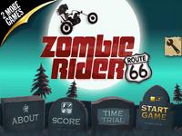 Video Game: Zombie Rider