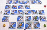 Board Game: Delfino