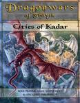 RPG Item: Dragonwars of Trayth: Cities of Kadar