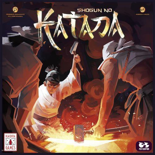 Board Game: Shogun no Katana