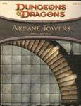 RPG Item: DU4: Arcane Towers