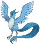 Character: Articuno