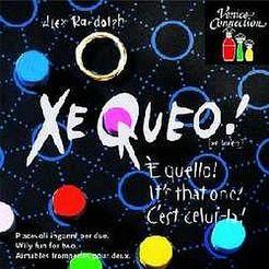 Xe Queo! Cover Artwork