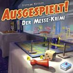 Board Game: Gamer Over! A Game Fair Murder Mystery