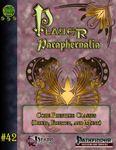 RPG Item: Player Paraphernalia #042: Core Prestige Classes (Druid, Fighter, and Monk)