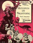 RPG Item: Hellpits of Nightfang