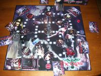 Board Game: The Crow
