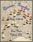 Board Game: Queens' Gambit: Italy, 1742-48