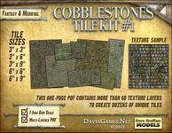 RPG Item: Cobblestones Tile Kit #1