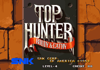 Video Game: Top Hunter: Roddy and Cathy