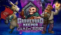 Video Game: Graveyard Keeper - Game Of Crone