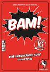 Board Game: Bam!: Das unanständig gute Wortspiel