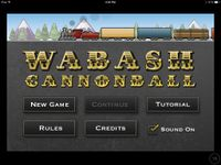 Video Game: Wabash Cannonball