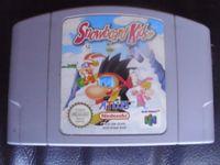 Video Game: Snowboard Kids