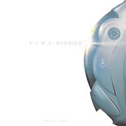 T.I.M.E Stories Cover Artwork