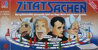 Board Game: Zitatsachen