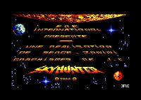 Video Game: Sky Hunter