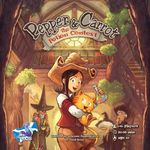 Board Game: Pepper & Carrot: The Potion Contest