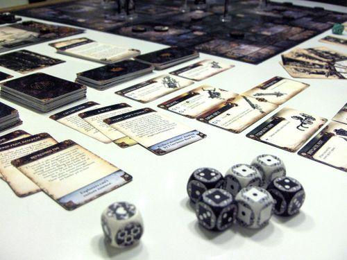 Board Game: Machina Arcana