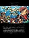 RPG Item: The Pirate's Fate