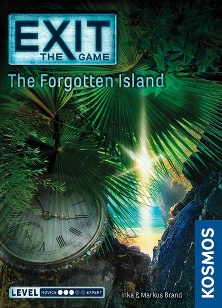 Exit The Game The Forgotten Island Image Boardgamegeek