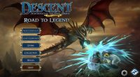 Video Game: Road to Legend