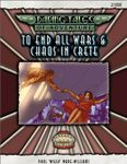 RPG Item: Daring Tales of Adventure 01: To End All Wars & Chaos in Crete (Savage Worlds)
