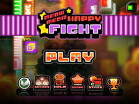 Video Game: Meow Meow Happy Fight