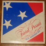 Board Game: Trivial Pursuit: All American Edition