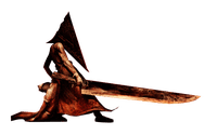 Character: Pyramid Head