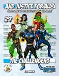 RPG Item: And Justice for All! 29: The Challengers