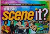 Board Game: Scene It? Music