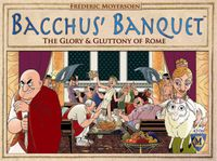Board Game: Bacchus' Banquet
