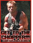 Board Game: Get to the Chopper!!!