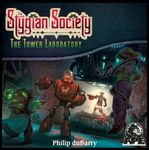 Board Game: The Stygian Society: The Tower Laboratory