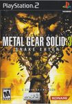 Video Game: Metal Gear Solid 3: Snake Eater