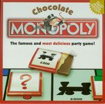Board Game: Monopoly: Chocolate