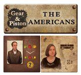 Board Game: Gear & Piston: The Americans