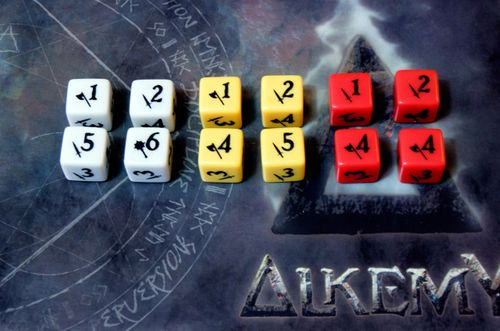 Board Game: Alkemy