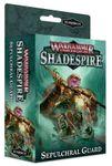 Board Game: Warhammer Underworlds: Shadespire – Sepulchral Guard