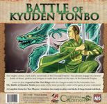 Board Game: Battle of Kyuden Tonbo