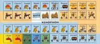 Board Game: Xenophon – March of the Ten Thousand 401 - 400 BC