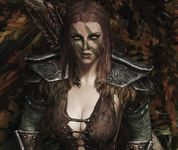 Character: Aela the Huntress