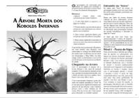 RPG Item: A Árvore Morta dos Kobolds Infernais