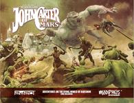 RPG Item: John Carter of Mars Core Book