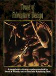 RPG Item: Tome of Adventure Design