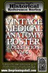 RPG Item: Vintage Medical Anatomy Poster Collection Vol. 4
