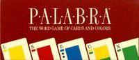 Board Game: Palabra