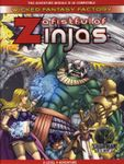 RPG Item: Wicked Fantasy Factory #4: A Fistful of Zinjas